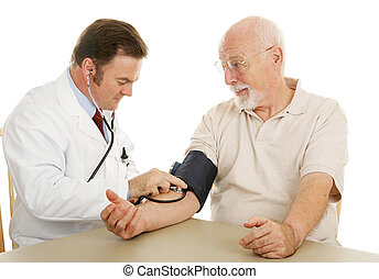 Ältere Medizin - Blutdruck