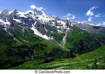 Österreichische Berge
