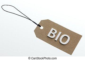 übertragung, 3d, wort, bio