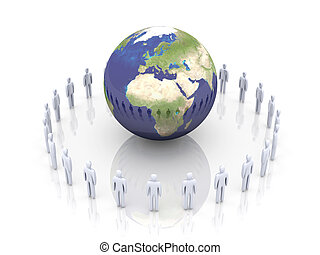 -, europa, afrikas, global, mannschaft