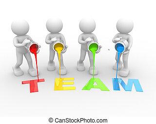 """~ Word """"Team"""" ~"""