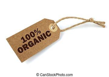 100% Bio-Label.