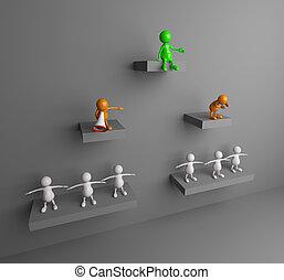 3D People Führung