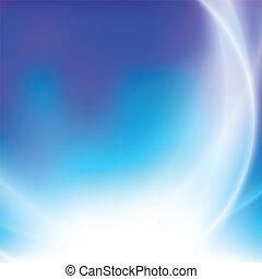 Abstract Hintergrund, blauer Texturvektor.