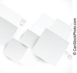 Abstract Hintergrund mit Quadraten.
