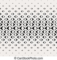 Abstract Vektor Seamless Pyramide Rechteck Schwarzmuster.
