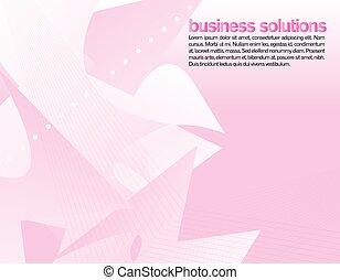 abstrakt, hintergrund, rosa, licht