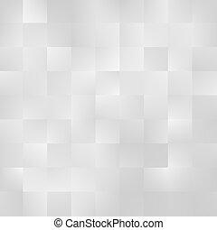 abstrakt, quadrat, hintergrund