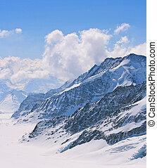 Aletsch hilft Gletscher Schweiz