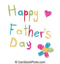 Alles Gute zum Vatertag