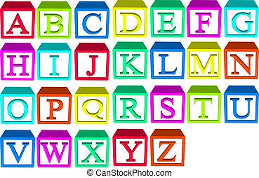 alphabetblöcke