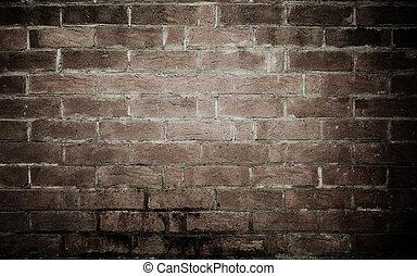 Alte Backsteinmauern-Stimme