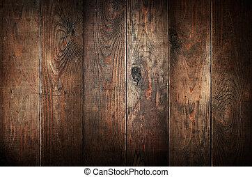 Alte Holzplanken. Hintergrund abbrechen.
