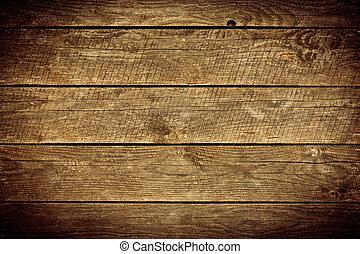 Alte Holzplanken im Hintergrund