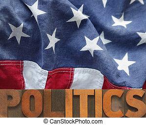Amerikanische Politik