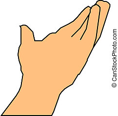angebot, helfende hand