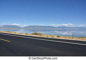 Antelope Insel State Park in Utah.