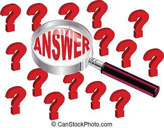 Antworten.