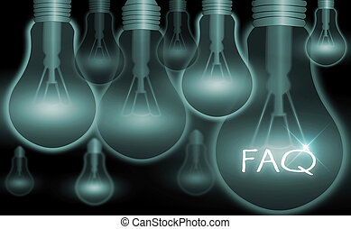 antworten, geschaeftswelt, frequently, einzelheit, text, begrifflich, foto, ausstellung, faq., schreibende, hand, topic., fragte, fragen, liste