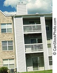 Apartment Balkon