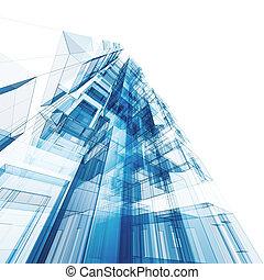 Architektur abbrechen