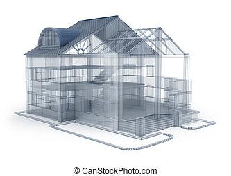 Architektur-Planhaus