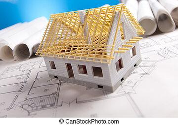 Architekturplan & Werkzeuge