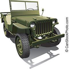 Army-Jeep