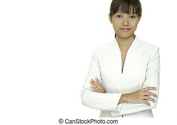 asiatisches Modell 16
