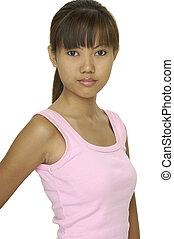 Asiatisches Modell 19