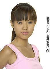 Asiatisches Modell 20