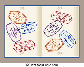 Ausweismarken