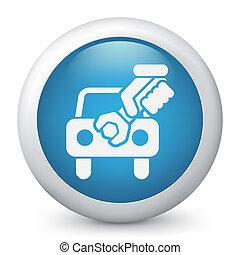 Autohilfe-Konzept