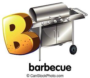 b, brief, grillfest