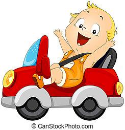 Baby-Fahrzeug