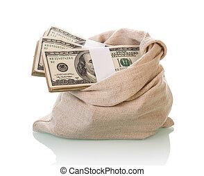 banknoten, dollar