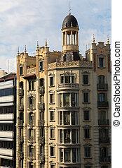 Barcelona Architektur.