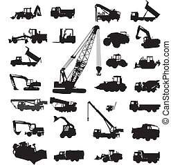 Bau- und Bauausrüstung