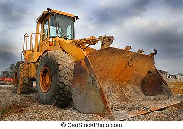 Bauausrüstung