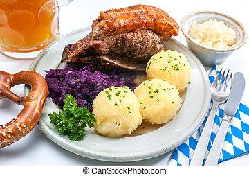 Bayerns Essen.