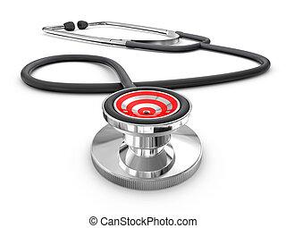 begriff, erfolg, diagnose