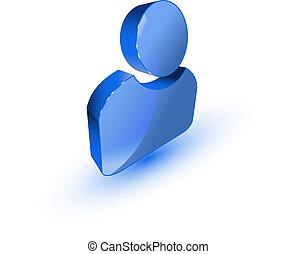 Benutzerprofil-Icon