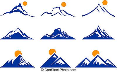 Berg-Ikonen