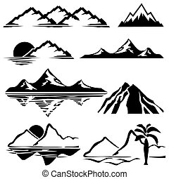 Berge Ikonen