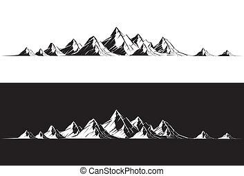 Bergreichweite.