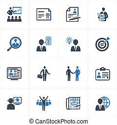Beschäftigungs- und Geschäftskonten