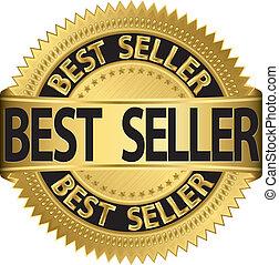 Bestseller Golden Label, Vektor il