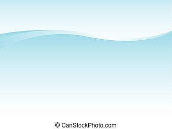 blauer hintergrund, abstrakt