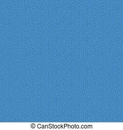 Blaues, unregelmäßiges Muster. Abstraktes Labyrinthdesign. Labyrinth zurück, Vektorgrafik.