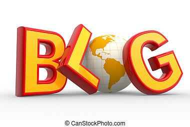 """blog"", wort"